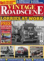 Vintage Roadscene magazine