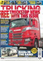 Trucking magazine