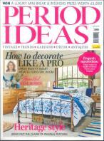 Period Ideas magazine