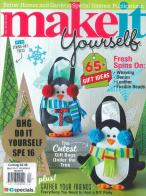 BHG Do It Yourself magazine