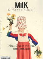 Milk Kids Collections magazine
