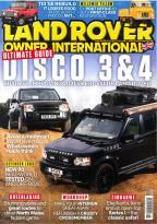 Land Rover Owner magazine