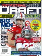 Pro Football Weekly Draft Guide magazine
