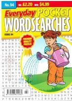 Everyday Pocket Wordsearches magazine