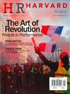 Harvard International Review magazine