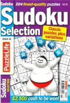 Sudoku Selection magazine