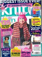 Knit Now magazine