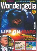 Wonderpedia at Unique Magazines