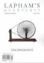 Lapham's Quarterly magazine