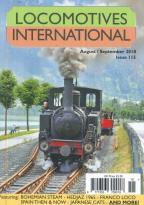 Locomotives International magazine