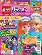 Lego Friends magazine