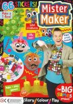 Mister Maker magazine