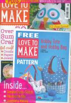 Love to make with Woman's Weekly at Unique Magazines