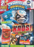 Skylanders Universe magazine