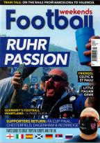 Football Weekends magazine
