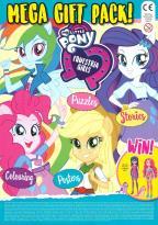My Little Pony Equestria Girls magazine