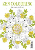 Zen Colouring magazine