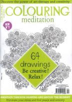Colouring Meditation magazine