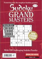 Sudoku Grand Masters magazine