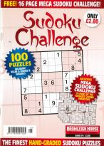 Sudoku Challenge magazine