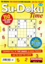 Sudoku Time magazine