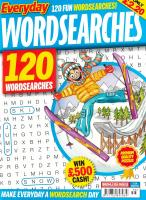 Everyday Wordsearches magazine