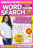 Wordsearch Puzzles magazine