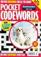 Pocket Codewords Special magazine