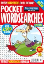 Pocket Wordsearches Special magazine