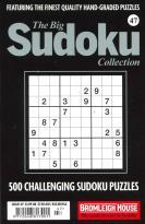 The Big Sudoku Collection magazine