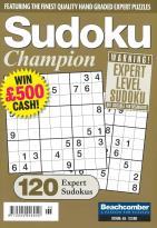 Sudoku Champion magazine
