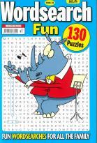 Wordsearch Fun magazine