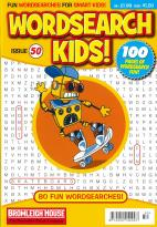 Wordsearch Kids magazine