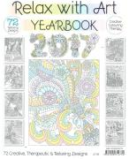 Relax with Art Yearbook at Unique Magazines