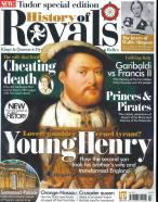 History of Royals at Unique Magazines