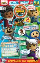 Go Jetters magazine