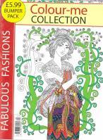 Colour Me Collection magazine