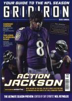 Gridiron Annual magazine