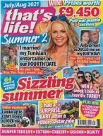 That's Life Monthly magazine