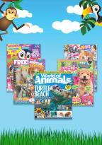 Animals - Magazines for Schools magazine