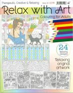 Relax with Art - 50 magazine