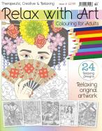 Relax With Art - 51 magazine