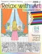 Relax With Art - 54 magazine