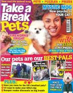 Take a Break Pets magazine
