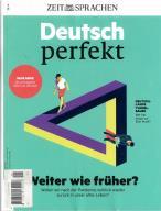 Deutsch Perfekt magazine