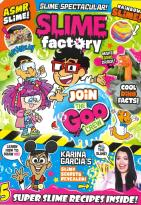 Slime Factory magazine