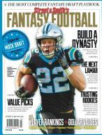 Street & Smiths Fantasy Football magazine