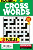 Relax With Crosswords magazine