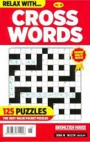 Relax With Crosswords magazine
