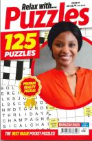 Relax With Puzzles magazine